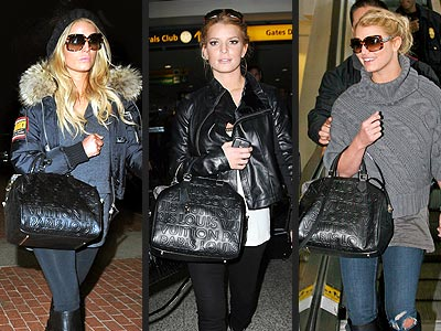 """Who knew a Louis Vuitton """"Speedy Cube"""" bag could keep you warm too?"""