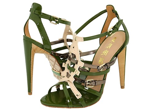 Ladonna by Gwen Stefani - $359.00 - www.couture.zappos.com