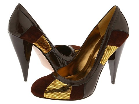 Flair Heel by Paris Hilton - $89.99 - www.heels.com