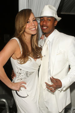 Nick and Mariah