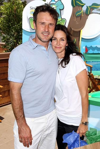 David and Courtney at the EB Medical Research Foundation picnic in Malibu.