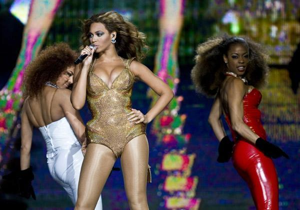 Beyonce rocked her hometown of Houston on July 4th.