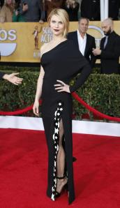 Claire Danes in Givenchy.