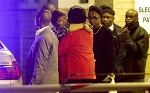 The Mandela family gathers.