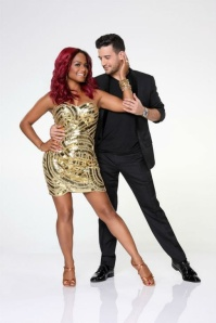 Christina Milian and Mark Ballas look hot together