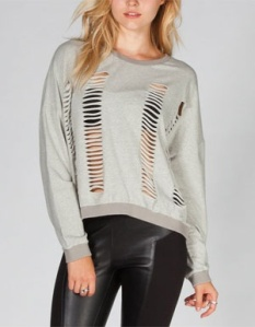 HUNTINGBIRD Slasher Womens Sweatshirt  $54.99