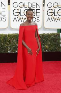 BEST DRESSED OF THE EVENING! Lupita Nyong'o in Ralph Lauren
