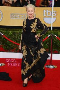BEST DRESSED! Helen Mirren