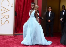 BEST DRESSED! Lupita N' yongo in Prada